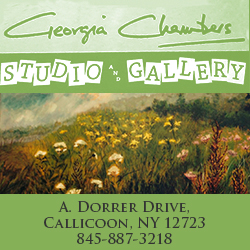 Georgia Chambers Art Gallery in Callicoon NY