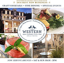 Western Inn and Supper Club, Callicoon, NY